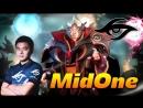 MidOne Invoker TOP MMR PLAYS Dota 2