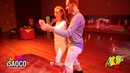 Ronald Fusco and lady Salsa Dancing at KISF 01.06.2018