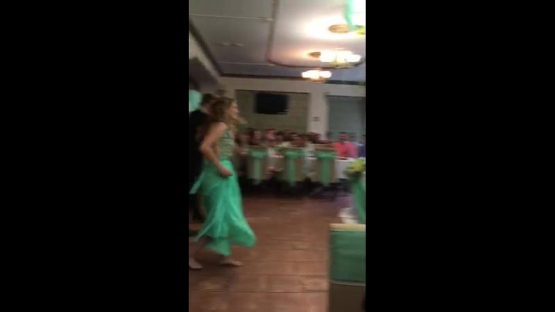 свадьба Наташи и Вани(Малышевы)танец свидетелей