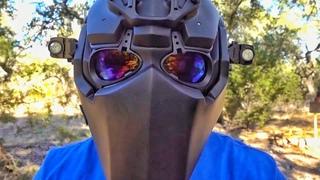 Пуленепробиваемый шлем Devtac Ronin против, сюрприз, пуль   Разрушительное ранчо   Перевод Zёбры