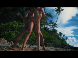 Leolulu - quickie in paradise! it was way too hot to fuck! (natural girls porno)