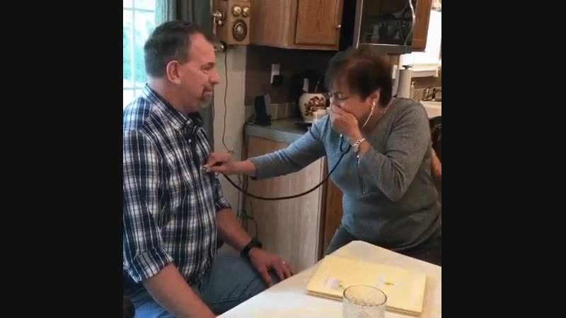Мать вновь услышала, как бьется сердце ее погибшего сына