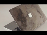 reStone - накладки на Apple из натурального камня
