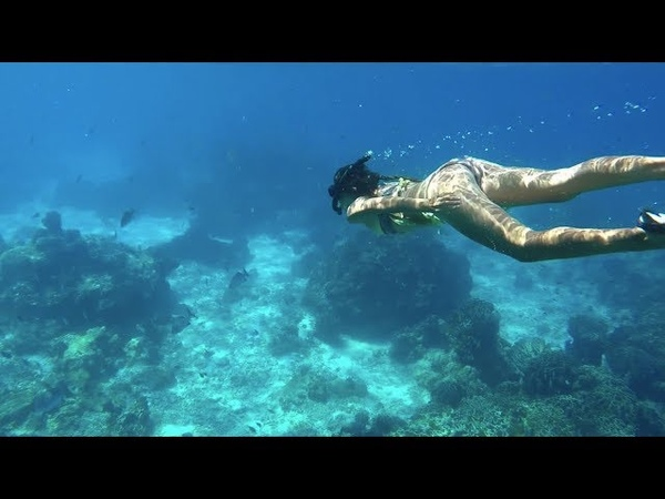 Phi Phi İsland Phuket SJCAM 5000X Underwater Performance- Sualtı Performans.