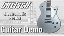 Gretsch G5439 Electromatic Pro Jet Demo