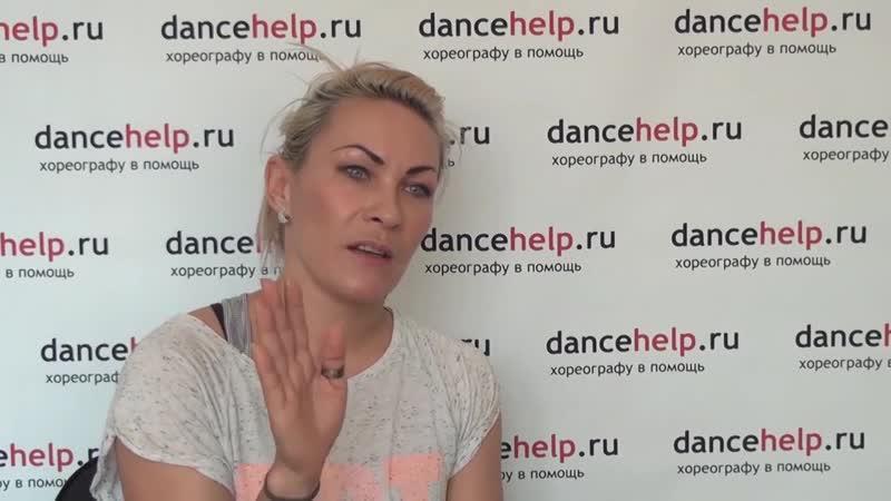 №766 Композиция в джазовом танце. Татьяна Тарабанова (Санкт-Петербург)