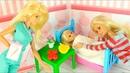 УМОЛЯЮ ПРОСТИ! Мультик Барби Про Школу Куклы Игрушки для девочек Катя Школа