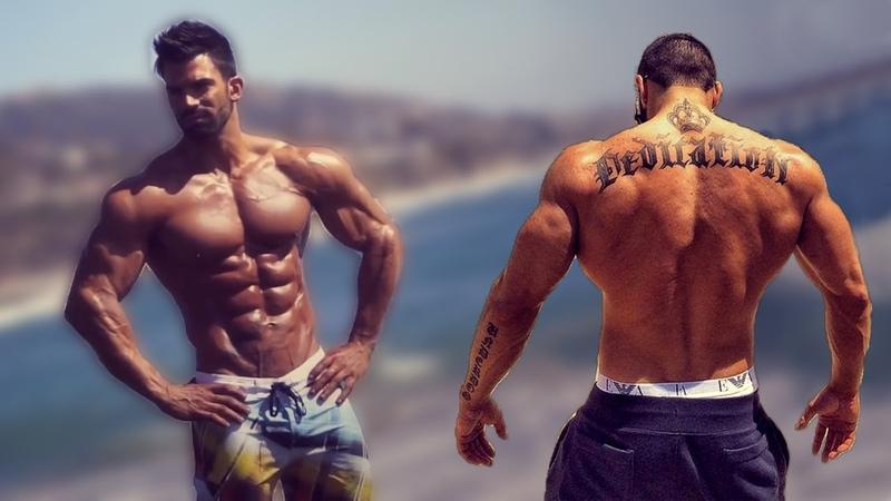 Lazar Angelov vs Sergi Constance Workout Motivation
