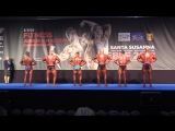2018 European Bodybuilding and Fitness Championships