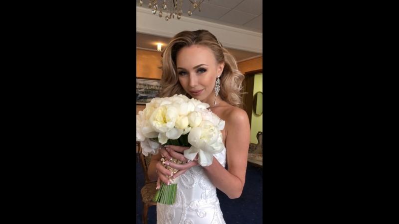 Я невеста👰🏼 Мой свадебный образ❤️
