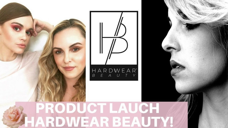 THE LAUNCH IS HERE!! First Product from Hardwear Beauty - Holland RodenElle Leary