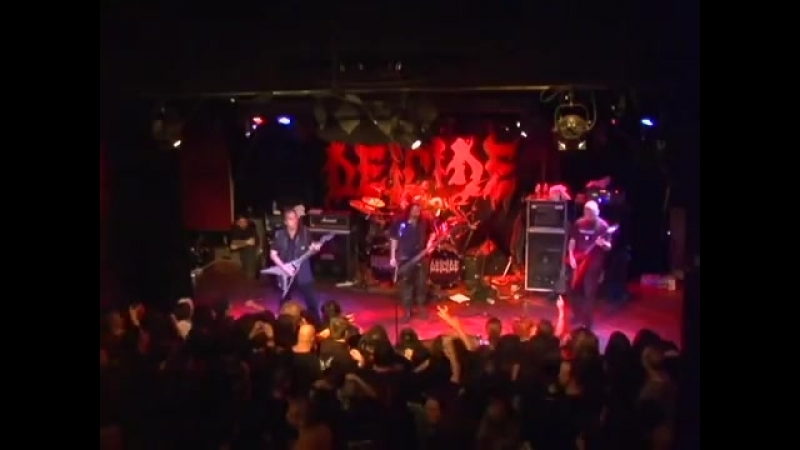 DEICIDE - Doomsday L.A. (live at the Knitting Factory, L.A., November 10th 2006) (full set)