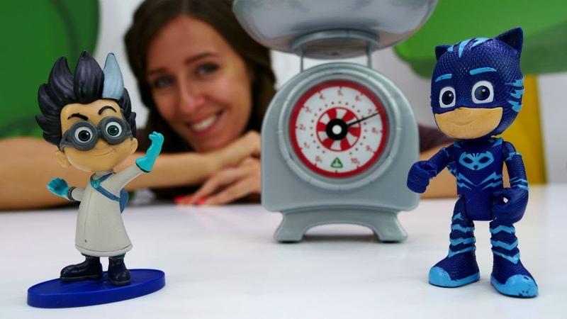 ¡Los PJ Masks participan en una carrera! Guardería Infantil