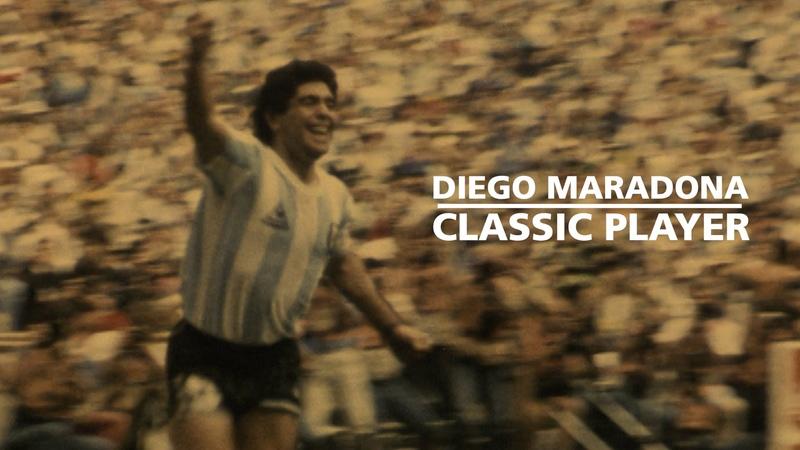 TBT - Diego MARADONA - FIFA Classic Player
