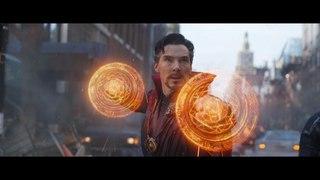 Новый эпический ТВ-ролик фильма «Мстители: Война бесконечности»