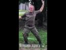 солдат в танце