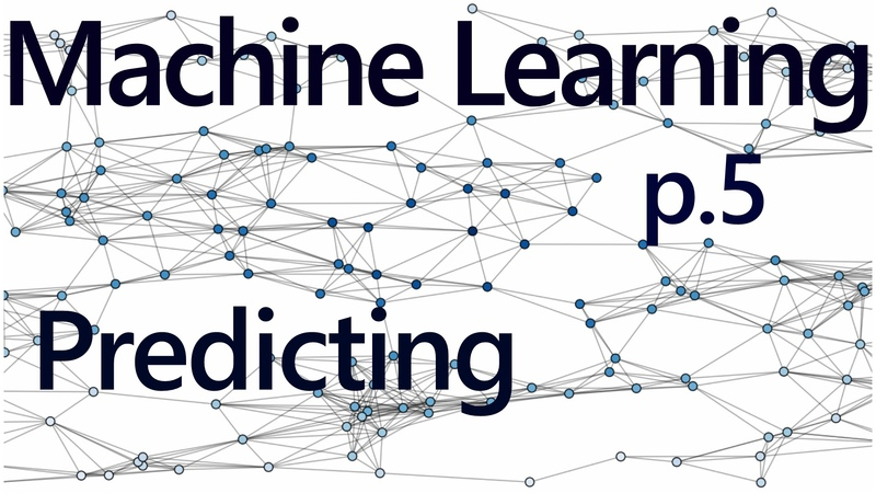Regression forecasting and predicting Practical Machine Learning Tutorial with Python p 5
