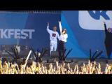 Елена Темникова - выступление на VK FEST 2018 [28.07.2018]