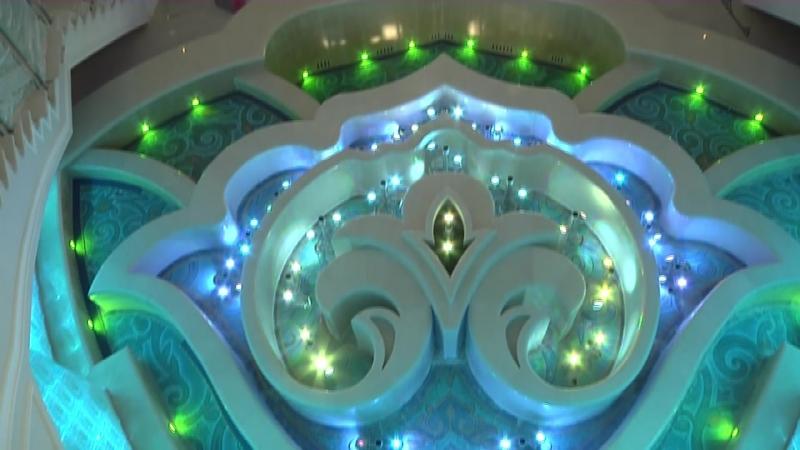 Минтимеру Шаймиеву показали, как выглядит изнутри гостиница «Кул Гали» в Болгаре