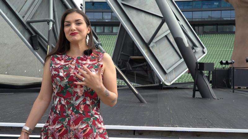 Künstlereingang Folge 7   Carmen à la Bregenz
