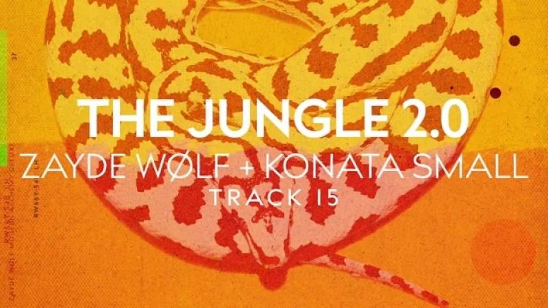 Zayde Wolf Konata Small The Jungle 2 0 teaser