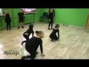 Первый урок хореографии!