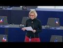 Mylène Troszczynski sur la théorie du genre imposée aux institutions européennes