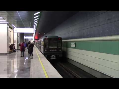 Электропоезд 81-717/714Номерной маршрут №21