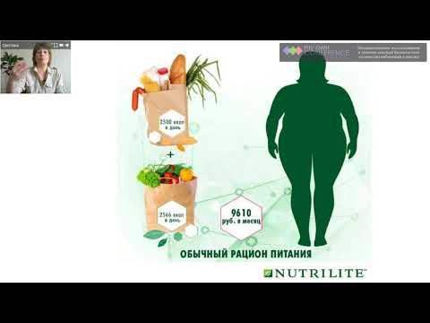 Світлана Голушко Почему мы выбираем Nutrilite