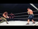 @JohnCena unveils TheDoomiest move of his arsenal ... the LIGHTNING FIST! WWEShanghai WWE