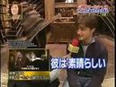 Fanática japonesa de Harry Potter conoce a Daniel Radcliffe