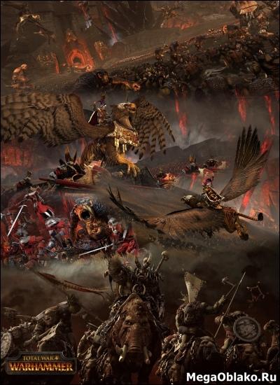 Total War: Warhammer II [v 1.5.0 + DLCs] (2017) PC | RePack от xatab