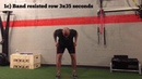 Resistance Band Blitz Workout featured On