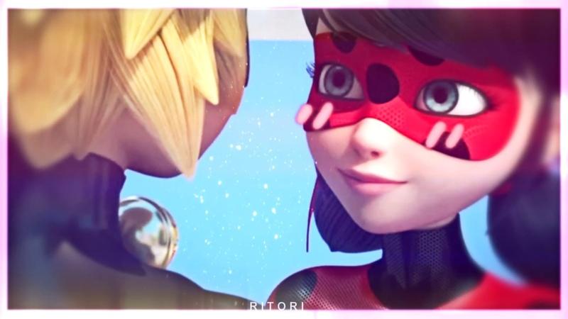    LadyNoir x Adrinette    Miraculous Ladybug