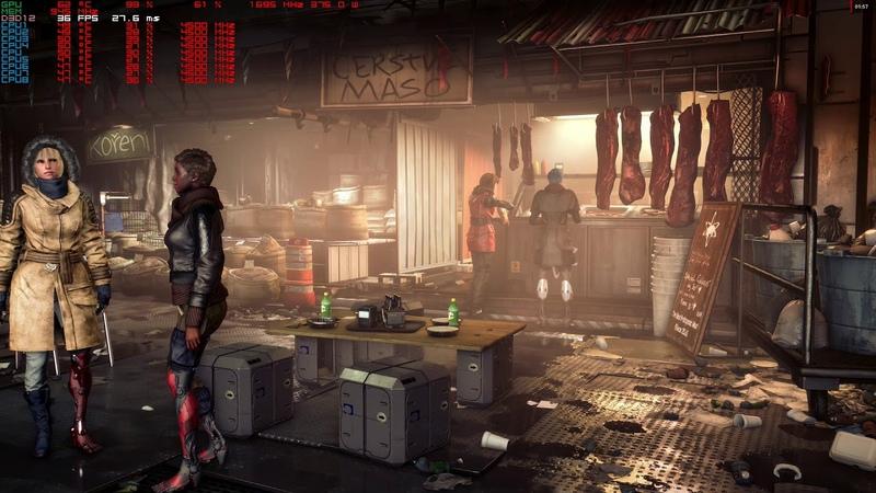Deus Ex Mankind Divided dx12 4k,2160p benchmark rx vega 64 liquid