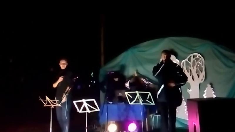 KSD2231 и Rundoom - Новый Год (Live на Площади Героев, Быхов)