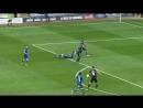 Питерборо Юнайтед 1 2 Портсмут Английская футбольная Лига один 8 й тур