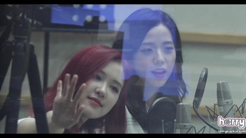 180618 JISOO ROSE @ KBS Cool FM Volume Up Radio