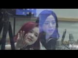 180618 JISOO &amp ROSE @ KBS Cool FM Volume Up Radio