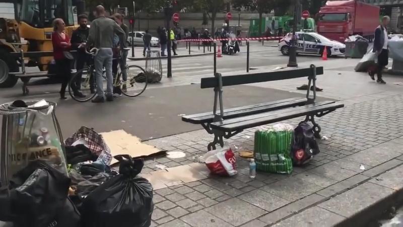 Neues aus Frankreich/Calais