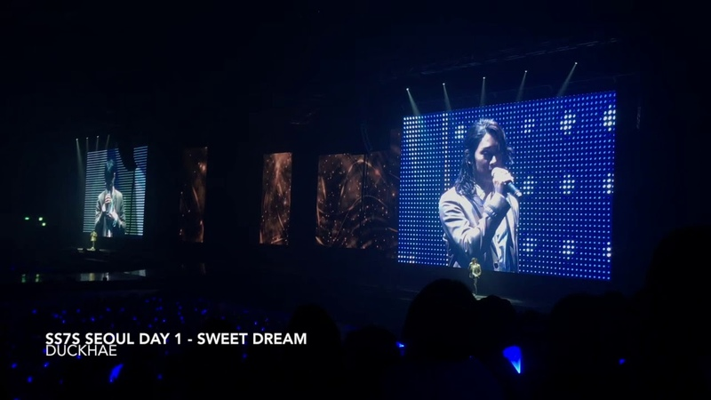 190302 SS7S Seoul Day 1 - Kim HeechulMin Kyunghoon Sweet Dream