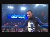 TNA Impact Wrestling! 01.12.2011 - Jeff Hardy vs AJ Styles vs Bobby Roode