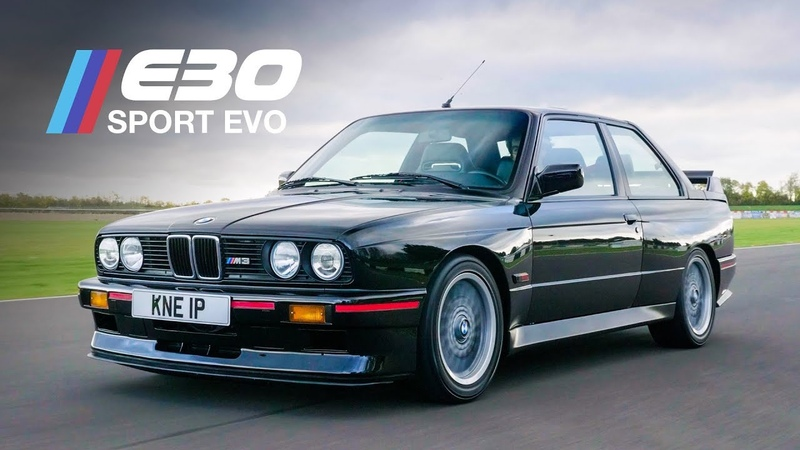 BMW E30 M3 Sport Evo: The M3 Masterpieces Ep.1 | Carfection 4K