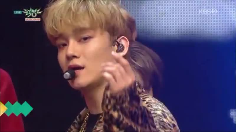 EXO CHEN - TEMPO (I can`t believe)