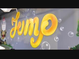 Спортивно-развлекательный клуб JUMP в трк Южный Полюс.