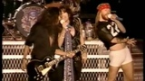 Guns N' Roses feat Steven Tyler Joe Perry Mama Kin Paris 1992