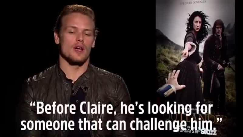 If Claire and Jamie had online dating profiles, what would they look like
