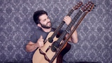 Iron Maiden on a Triple Neck Guitar - Luca Stricagnoli