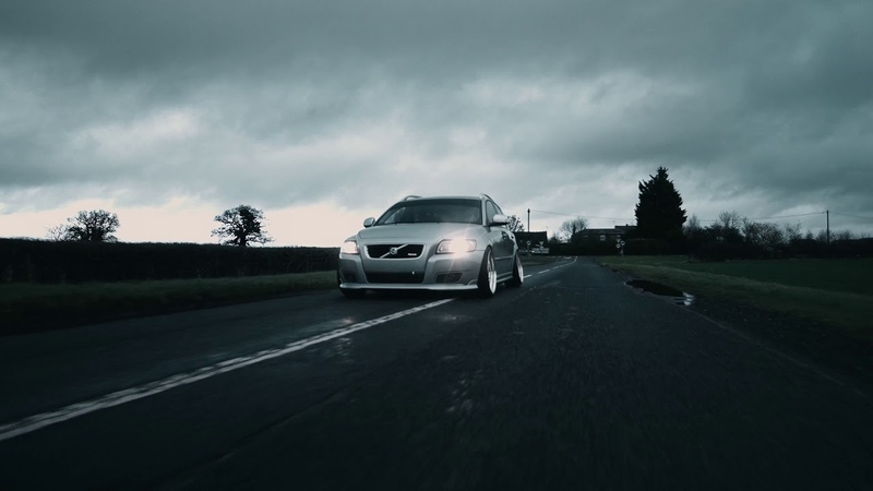Volvo V50 on Air Suspension - LifeOnAir