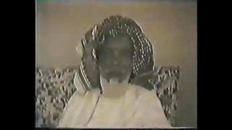 Редкое видео: Шейх Абдуррахман ибн Насыр Ас-Саади